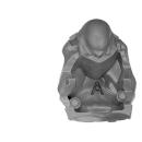 Warhammer 40k Bitz: Astra Militarum - Bullgryns, Ogryns, Nork Deddog - Torso A2 - Back I