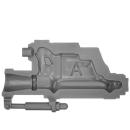 Warhammer 40k Bitz: Astra Militarum - Bullgryns, Ogryns, Nork Deddog - Weapon D3 - Grenadier Gauntlet, Right I