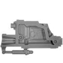 Warhammer 40k Bitz: Astra Militarum - Bullgryns, Ogryns, Nork Deddog - Waffe F2 - Granatenfaust, Rechts III