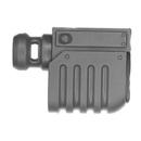 Warhammer 40k Bitz: Astra Militarum - Bullgryns, Ogryns, Nork Deddog - Waffe I5 - Mündung III