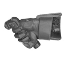 Warhammer 40k Bitz: Astra Militarum - Bullgryns, Ogryns, Nork Deddog - Waffe I6 - Hand III