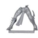 Warhammer 40k Bits: Dark Eldar - Wyches - Leg D2 - Front