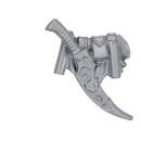 Warhammer 40k Bitz: Dark Eldar - Kabalenkrieger - Bein E2...