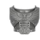Warhammer 40k Bitz: Deathwatch - Deathwatch Upgrades - Torso A