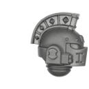 Warhammer 40k Bitz: Deathwatch - Deathwatch Upgrades - Head A