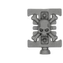 Warhammer 40k Bitz: Deathwatch - Deathwatch Upgrades - Accessory A - Symbol I