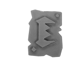 Warhammer 40k Bitz: Orks - Ork Battlewagon - Accessory B4...