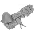 Warhammer 40k Bitz: Space Wolves - Space Wolves Rudel - Plasmapistole A