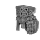 Warhammer AoS Bitz: DWARFS - 002 - Hammerers - Arm D2 -...