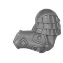 Warhammer AoS Bitz: ZWERGE - 002 - Hammerträger - Horn A - Arm