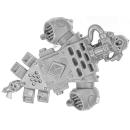 Warhammer 40k Bitz: Space Wolves - Space Wolves Rudel - Rückenmodul E