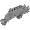 Warhammer 40k Bitz: Deathwatch - Kill Team - Waffe L2 -...
