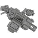 Warhammer 40k Bitz: Deathwatch - Kill Team - Waffe Q4 -...