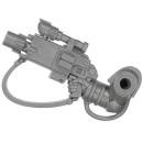 Warhammer 40k Bitz: Deathwatch - Kill Team - Weapon R1 - Stalker Pattern Boltgun