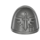 Warhammer 40k Bitz: Deathwatch - Kill Team - Shoulder Pad...
