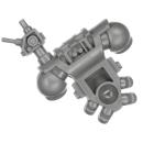 Warhammer 40k Bitz: Deathwatch - Kill Team - Backpack E