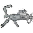 Warhammer 40k Bitz: Necrons - Immortals, Deathmarks - Waffe A4 - Tesla Karabiner