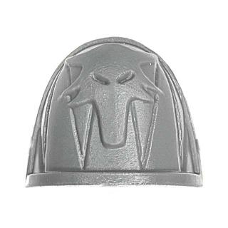 Warhammer 40k Bitz: Space Wolves - Space Wolves Pack - Shoulder Pad L