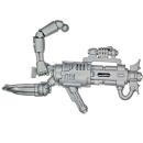 Warhammer 40k Bitz: Necrons - Immortals, Deathmarks - Waffe C4 - Tesla Karabiner