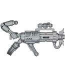 Warhammer 40k Bitz: Necrons - Immortals, Deathmarks - Waffe D4 - Tesla Karabiner