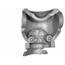 Warhammer 40k Bitz: Space Marines - Primaris Reivers - Torso A01 - Front