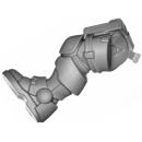 Warhammer 40k Bitz: Space Marines - Primaris Reivers - Torso A03 - Bein, Rechts