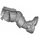 Warhammer 40k Bitz: Space Marines - Primaris Reivers - Torso A04 - Bein, Links