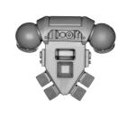 Warhammer 40k Bitz: Space Marines - Primaris Reivers - Accessoire A01 - Rückenmodul