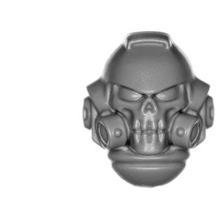 Warhammer 40K Space Marines Primaris Reivers Head C
