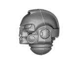 Warhammer 40k Bitz: Space Marines - Primaris Reivers - Kopf A