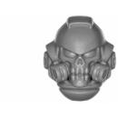 Warhammer 40k Bitz: Space Marines - Primaris Reivers - Kopf D
