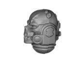 Warhammer 40k Bitz: Space Marines - Primaris Reivers - Kopf G