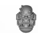 Warhammer 40k Bitz: Space Marines - Primaris Reivers - Kopf I