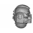 Warhammer 40k Bitz: Space Marines - Primaris Reivers - Kopf J