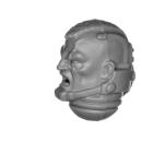 Warhammer 40k Bitz: Space Marines - Primaris Reivers - Kopf L