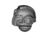 Warhammer 40k Bitz: Space Marines - Primaris Intercessors - Kopf B