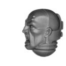 Warhammer 40k Bitz: Space Marines - Primaris Intercessors - Kopf C