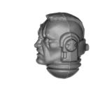 Warhammer 40k Bitz: Space Marines - Primaris Intercessors - Kopf D
