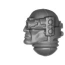 Warhammer 40k Bitz: Space Marines - Primaris Intercessors - Kopf E