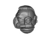 Warhammer 40k Bitz: Space Marines - Primaris Intercessors - Kopf F