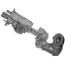 Warhammer 40k Bitz: Space Marines - Primaris Intercessors - Torso D7 - Rechts, Boltgewehr