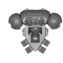Warhammer 40k Bitz: Space Marines - Primaris Intercessors - Accessoire A - Rückenmodul