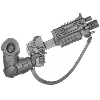 Primaris Intercessors Sergeant Bolt Rifle//Pistol//Left Arm G874
