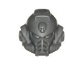 Warhammer 40k Bitz: Space Marines - Primaris Intercessors - Accessoire B - Helm