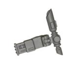 Warhammer 40k Bitz: Space Marines - Primaris Intercessors - Accessoire C5 - Stalker Boltgewehr