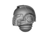 Warhammer 40k Bitz: Space Marines - Primaris Hellblasters - Kopf A