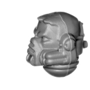 Warhammer 40k Bitz: Space Marines - Primaris Hellblasters - Kopf E