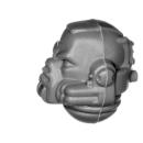 Warhammer 40k Bitz: Space Marines - Primaris Hellblasters - Kopf F