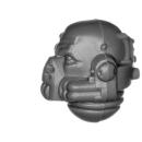 Warhammer 40k Bitz: Space Marines - Primaris Hellblasters - Kopf G