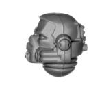 Warhammer 40k Bitz: Space Marines - Primaris Hellblasters - Kopf H